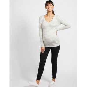 Motherhood Maternity Black Skinny Jeans Small